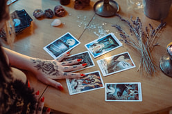 astrology and tarot card niche site